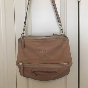 Authentic New Givenchy Parfums VIP GIFT bag. M 590d0eb85c12f85b5301ce68.  Other Bags you may like. Givenchy nude Pandora Medium. Excellent condition! 68609b6975